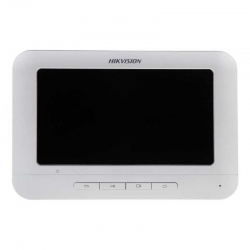 Monitor Hikvision DS-KH6310 Táctil 7' LCD RJ45