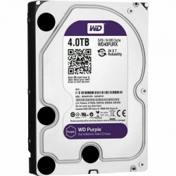 Disco Duro Western Digital Purple 4TB 5400rpm 64MB