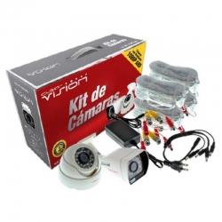 Kit Clear vision 4 Camaras 1 Fuente 1 Adaptador