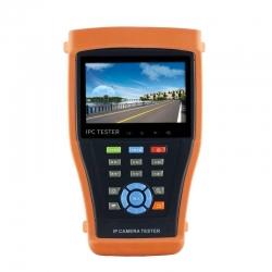 Tester Hikvision IPC4300H IP TVI ONVIF 4.3' Wi-Fi