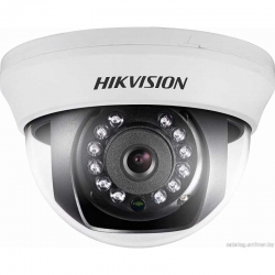 Cámara Hikvision DS-2CE56C0T-IRMMF 1MP 2.8mm 20m