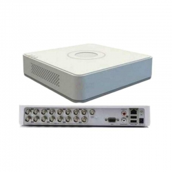 DVR Hikvision DS-7116HGHI-F1 Pentahibrido 16CH 1MP