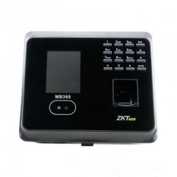Reloj Biométrico ZKTeco MB360 1200 Rostros 1500H