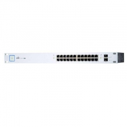 Switch Ubiquiti US-24-500W Capa 3 24P 500W PoE