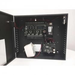Panel de Control ZKTeco C3-400 4 Puertas Wiegand