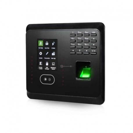 Reloj Biométrico ZKTeco MB360 1500 ID 1200 Rostros