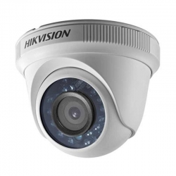 Cámara Hikvision DS-2CE56C0T-IRF 1MP 2.8mm 20m