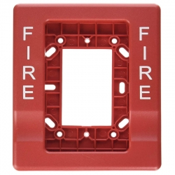 Caja de Montaje Kidde EG1RT-FIRE En Pared Sirenas