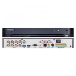 DVR Hikvision DS-7208HUHI-K1 Pentahibrido 8CH 2MP