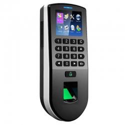 Reloj Biométrico ZKTeco F19 3000 Huellas USB Host
