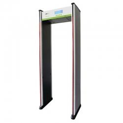 Arco Detector De Metales ZKTeco ZKD2180S 18 Zonas