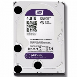 Disco Duro Western Digital Purple 4Tb 64MB 5400rpm