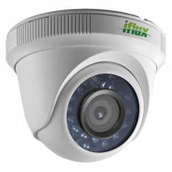 Cámara Iflux AHC21R2-F36 TVI 1MP 3.6mm 20m IP66