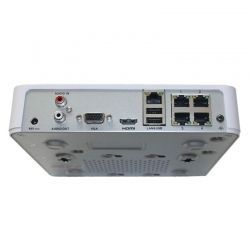 NVR Hikvision DS-7104NI-SN/P 4CH PoE 2MP 1080p