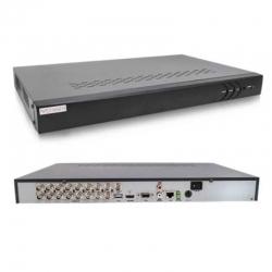 DVR Clear Vision C731 Híbrido 16CH 1HDD 4TB WD1