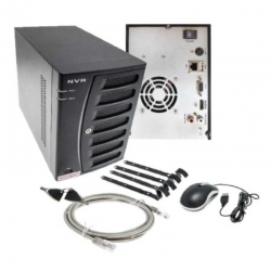 Grabador NVR Clear Vision C7608 2HDD 4TB 8 Canales