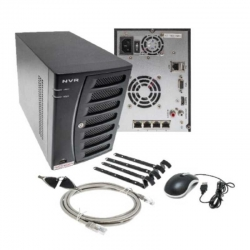 Grabador NVR Clear Vision C7616 2HDD 4TB 16Canales