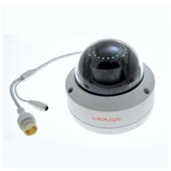 Camara IP Clear Vision 4mm OMVIF IP67 30mts IK10