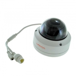 Camra ip Clear Vision PoE H.264 ONVIF 10-30mts
