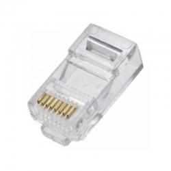 Conector AGILER 1418 Rj45 Cat6 Plástico normal