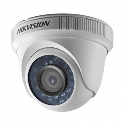 Cámara Hikvision DS-2CE56C0T-IRPF 1MP 2.8mm 20m