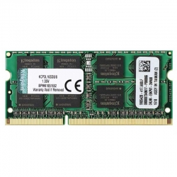 Memoria RAM Kingston KCP3L16SD8/8 Ddr3 8Gb 1600MHz