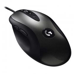 Mouse Logitech 910-005543 Mx518 8 Botones USB