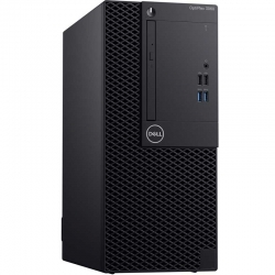 Desktop Dell Optiplex 3060T Core I3 4GB 1TB W10