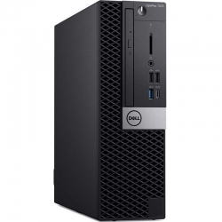 Desktop Dell Optiplex 7070 Sff Core i7 8GB 1TB W10