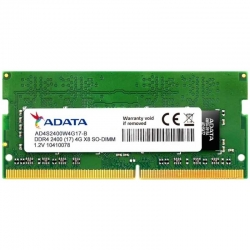 Memoria RAM Adata AD4S2400W4G17-S 4Gb DDR4 2400