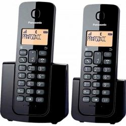 Telefono Inalambrico KX-TGB112LAB Panasonic Negro