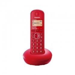 Telefono Inalambrico KX-TGB210LAR Panasonic Rojo