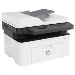 Impresora Laser HP LaserJet 137fnw Multifuncional