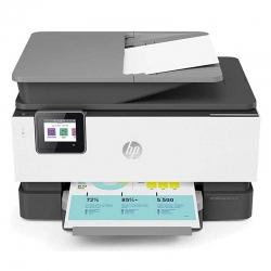 Impresora Multifunción HP Office 9010 Color Wi-Fi