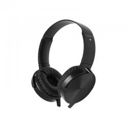 Audifono Alambrico Marvo M-HS40905 3.5mm Negro