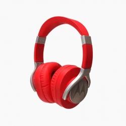 Audífono Alambrico Motorola SH005RD 3.5mm Rojo