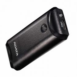 Bateria Adata P5000 5000 mAh 5 VCC 1.0 Ah (Negro)