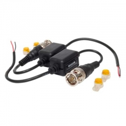 Video Balun ESS C401 para Intemperie 400m a color