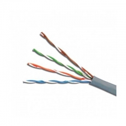 Cable Utp ESS D068 Cat6, 23Awg Interiores 305m