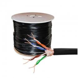 Carrucha de Cable ESS D535 UTP Cat5E Exterior 300M
