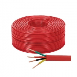 Carrucha de Cable ESS D620 Incendio 150m 4 Hilos