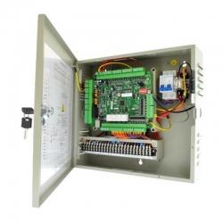 Panle de Control ESS CA100 2 a 4 Puertas Wiegand
