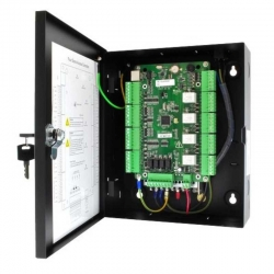 Panel de Control ESS CA101 2 a 4 Puertas Wiegand