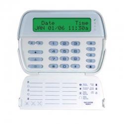 Teclado de Alarma DSC R003 Alfanumerico Lcd 64Z