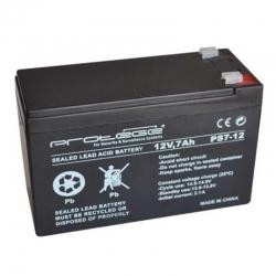 Bateria PROTEGE R004 Bateria 12V 7Ah Color Negro