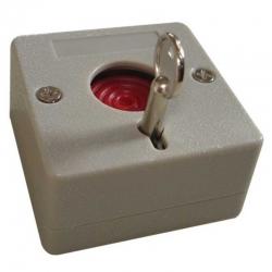 Botón De Panico DSC R018 Con Llave para Desbloqueo
