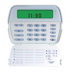 Teclado para Alarma DSC R050 Lcd 64Z iluminado