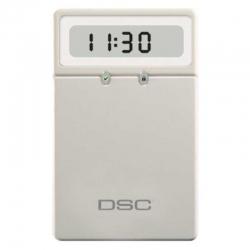 Teclado para Alarma DSC R051 Lcd de Iconos Fijos