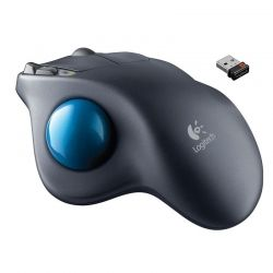 Mouse Logitech Trackball M570 Wireless Ergonómico