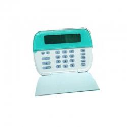 Teclado de Alarma DSC R086 Indicador Lcd Teclado